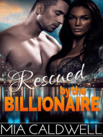 Rescued by the Billionaire (BWWM Novella)