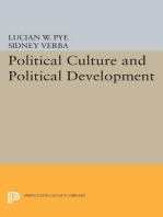 Political Culture and Political Development
