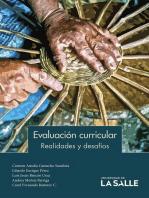 Evaluación curricular: Realidades y desafíos