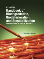 Handbook of Material Biodegradation, Biodeterioration, and Biostablization