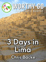 3 Days in Lima