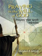 Praying in the Will of God