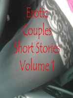 Erotic Couples Short Stories Volume 1