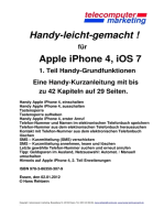 Apple iPhone 4, iOS 7