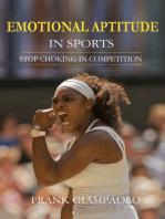 Emotional Aptitude In Sports