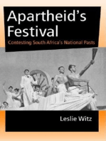 Apartheid's Festival: Contesting South Africa's National Pasts