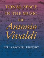 Tonal Space in the Music of Antonio Vivaldi