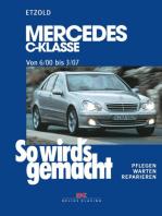 Mercedes C-Klasse W 203 von 6/00 bis 03/07