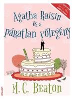 Agatha Raisin és a páratlan vőlegény