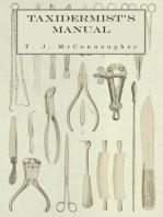 Taxidermist's Manual