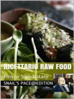 Ricettario Raw Food