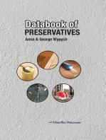 Databook of Preservatives