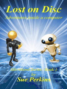 Lost on Disc: Adventures Inside A Computer: Microland Series