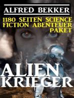 1180 Seiten Alfred Bekker Science Fiction Abenteuer Paket