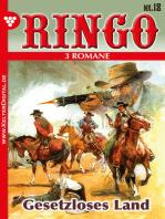 Ringo 3 Romane Nr. 18 – Western