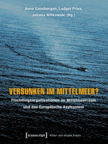 Versunken im Mittelmeer?: Flüchtlingsorganisationen im Mittelmeerraum und das Europäische Asylsystem