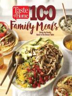 Taste of Home 100 Family Meals