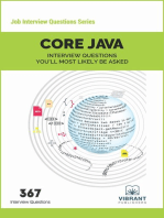CORE JAVA Interview Questions You'll Most Likely Be Asked