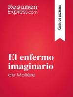 El enfermo imaginario de Molière (Guía de lectura): Resumen y análisis completo