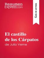 El castillo de los Cárpatos de Julio Verne (Guía de lectura)