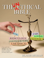The Unethical Bible
