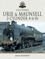 The Urie and Maunsell Cylinder 4-6-0s