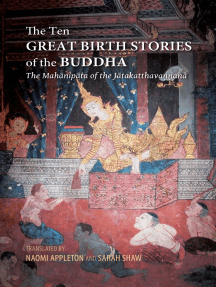 The Ten Great Birth Stories of the Buddha: The Birth Story of Temiya, or of the Dumb Cripple