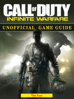 Call of Duty Infinite Warfare Unofficial Game Guide