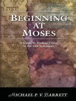 Beginning at Moses