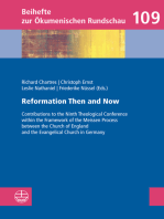 Reformation Then and Now