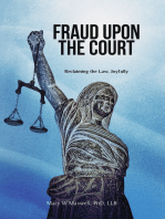 Fraud Upon the Court