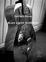 Blues Guitar Techniques