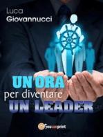 Un'ora per diventare un leader