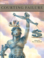 Courting Failure