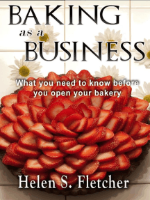 Baking as a Business