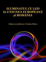 Iluminatul cu LED în Uniunea Europeană și România