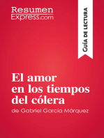 El amor en los tiempos del cólera de Gabriel García Márquez (Guía de lectura)