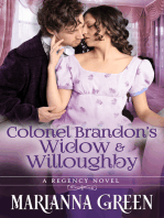 Colonel Brandon's Widow and Willoughby