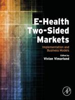 E-Health Two-Sided Markets