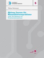 Aktives Lernen für Klassifikationsprobleme unter der Nutzung von Strukturinformationen