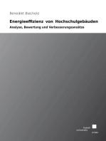 Energieeffizienz von Hochschulgebäuden