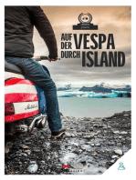 Auf der Vespa durch Island
