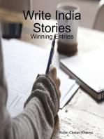 Write India Stories: Winning Entries