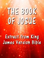 The Book of Josue