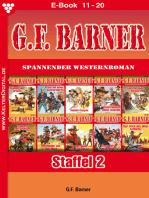 G.F. Barner Staffel 2 – Western