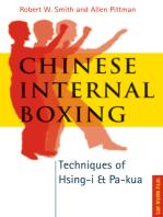 Chinese Internal Boxing