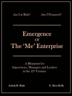 Emergence of the 'Me' Enterprise