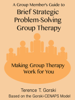 A Group Member's Guide to Brief Strategic Problem-Solving Group Therapy