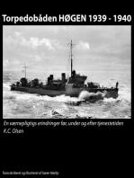 Torpedobåden HØGEN 1939