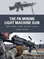 The FN Minimi Light Machine Gun